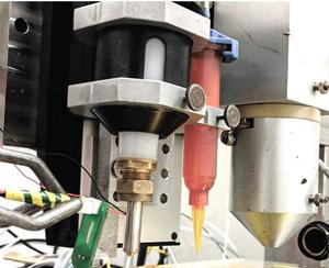 多材料3D打印机可打印合金、弹性体和树脂